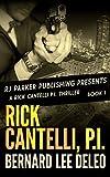 Bargain eBook - Rick Cantelli  P I