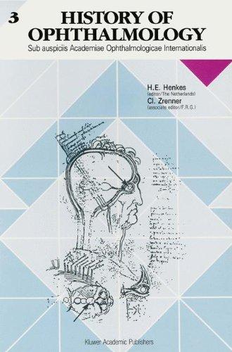 History of Ophthalmology: Sub auspiciis Academiae Ophthalmologicae Internationalis: 003