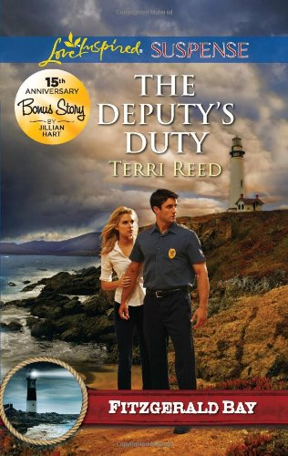 The Deputy's Duty (Love Inspired Suspense: Fitzgerald Bay) by Love Inspired