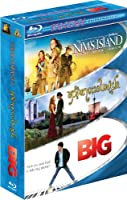 Fantasy 3-pack Nims Island The Princess Bride Big Blu-ray by 20th Century Fox