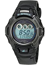G-Shock GWM500BA-1CR Men's Black Resin Sport Watch