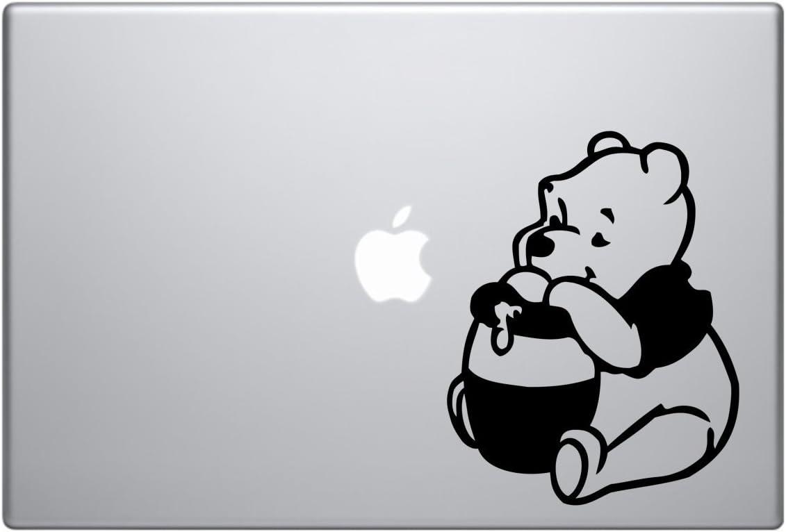 Winnie The Pooh Honey - Cartoon Decal Vinyl Car Wall Laptop Cellphone Sticker