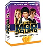 Mod Squad // Complete Collection // All 5 seasons,124 episodes