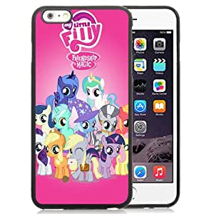 Popular And Durable Designed Case For iPhone 6 Plus 5.5 Inch With My Little Pony Friendship Is Magic Phone Case