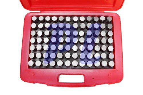 84 Pc M6 .833-0.916'' Steel Plug Pin Gage Set MINUS Pin Gauges Metal Gage Gauges