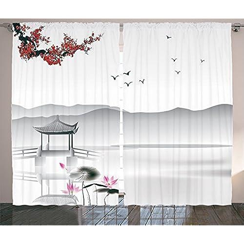 Decorative Curtains for Living Room: Amazon.com