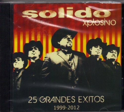 Price comparison product image Solido 25 Grandes Exitos 1999 - 2012