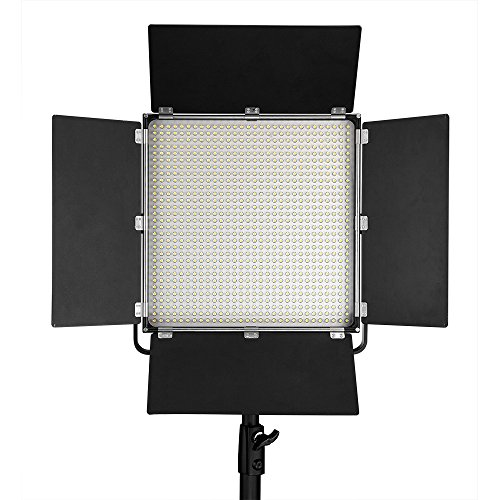 Pixel Photography LED Camera Video Light 900 LED Dimmable