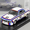 1/43 BMW 3.0 CSL 11th Le Mans 1973 Castrol #51(ホワイト×ブルー×レッド) S1562