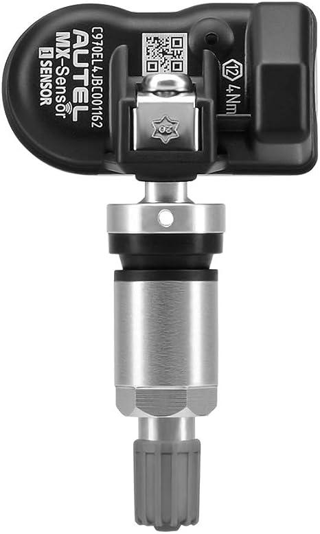 Autel Mx433 Reifendrucksensor Reifendruck Kontrollsystem Rdks Tpms Drahtlose Programmierbar 2 In 1 433mhz Direkte Messende Systeme 100 Original Sensor Id Kopieren Für 98 Kfz Clamp In Oe Level Auto