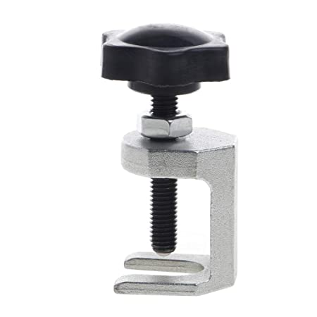 longyitrade 1 pc Car Wiper Arm Removal Tool,Car Windscreen Window Glass Wiper Removal Tool Mechanics Puller Silver+Black