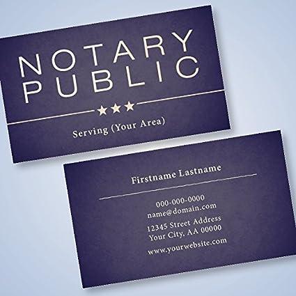 Amazon Ridesharetags Notary Public Premium Custom Business