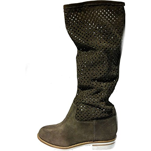 HENRY LOBB 660 Boots Women Grey v5DWn