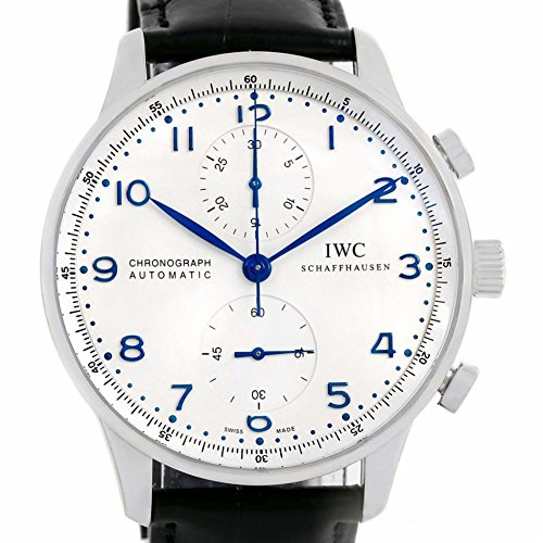 IWC-Portuguese-automatic-self-wind-mens-Watch-IW371417-Certified-Pre-owned