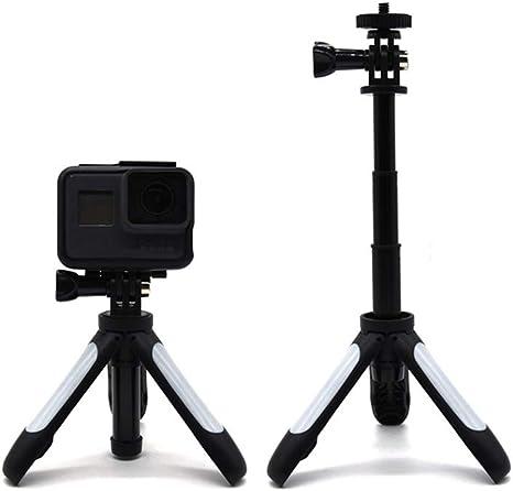 Trípode Movil Ligero Tripode Camara&Selfie Stick Portátil Handheld ...