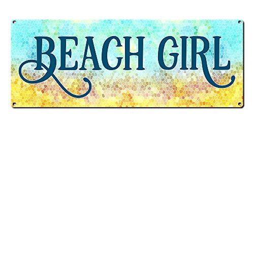Beach Girl ~ Beach Theme Decor ~ 6