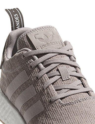 adidas NMD_r2, Zapatillas de Gimnasia Para Hombre Gris (Grivap / Grivap / Tietec 000)