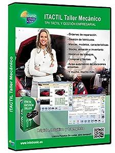 Gestión Empresarial para Taller Mecánico: Amazon.es: Software