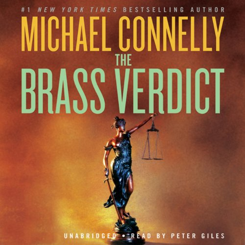 Which is the best brass verdict audiobook?