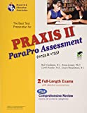 img - for PRAXIS II ParaPro Assessment 0755 and 1755 (PRAXIS Teacher Certification Test Prep) book / textbook / text book