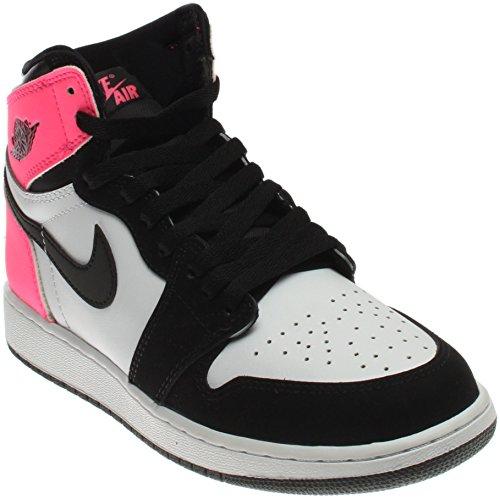 Air Jordan 1 1 1 Retro Valentine's 2017 881426-009 Black/Black-Hyper Pink-White sz 8y us B00142IDPC Shoes a7c0d7
