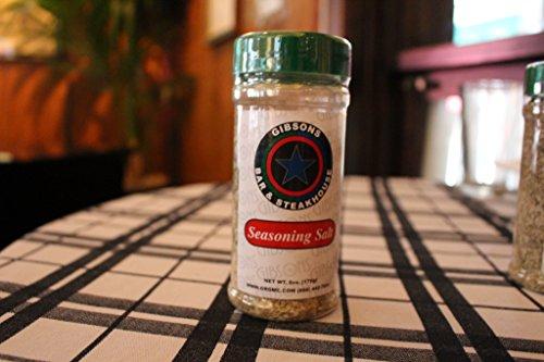 Gibsons Steakhouse Seasoning Salt