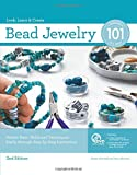 img - for Bead Jewelry 101, 2nd Edition: Master Basic Skills and Techniques Easily through Step-by-Step Instruction book / textbook / text book