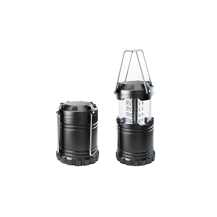 LED Camping Lantern, Portable LED Tent Lantern for Backpacking Camping Hiking Fishing Emergency and Outdoor Adventures Emergency Light, Battery Powered Camping Light (mml3)