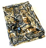 Trillium TWI-4001 12V Heated Camo Cozy Polar Fleece Blanket