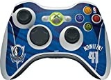 NBA - Player Jerseys - Dirk Nowitzki Dallas Mavericks Jersey - Skin for 1 Microsoft Xbox 360 Wireless Controller