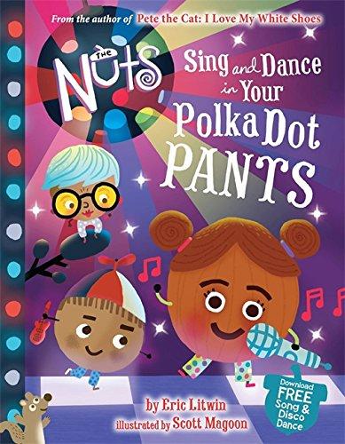 Nuts Sing Dance Polka Dot Pants product image