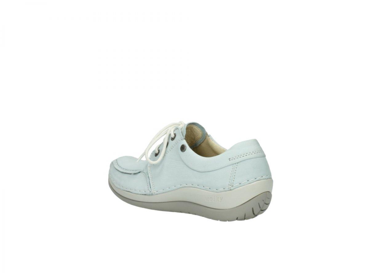 Wolky Comfort Jewel Ice B01DP39VVC 37 M EU|20850 Ice Jewel Blue Leather c2865e