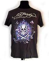 Ed Hardy Skull Swords Shirt Two A9CBAAZO)