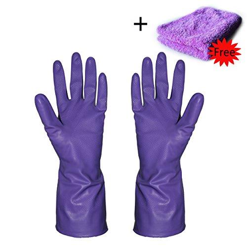 organic dish gloves - 4