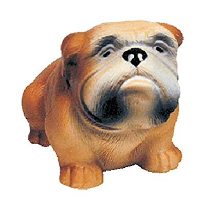CutieLine Bull Dog Stress Toy: Toys & Games [5Bkhe1405854]