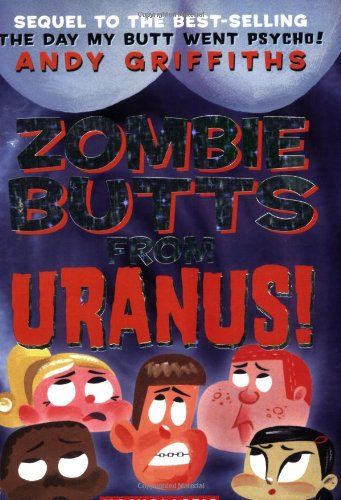 a review of the day my bum went psycho by andy griffiths Buy day my bum went psycho by andy griffiths (9780330362924) from boomerang books, australia's online independent bookstore.