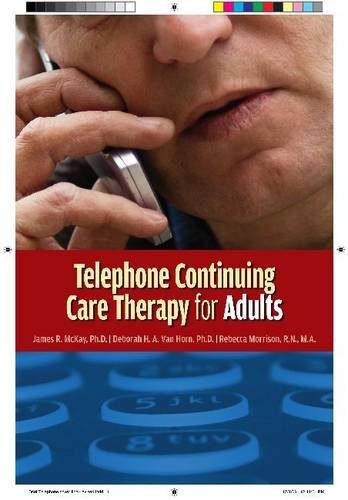 Telephone Continuing Care Therapy for Adults by James McKay (2010-10-30)