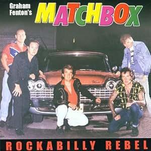 matchbox rockabilly rebel music. Black Bedroom Furniture Sets. Home Design Ideas