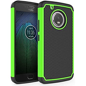 save off ffb3b 3fc34 Amazon.com: OEAGO Moto G5 Plus Case, Moto G Plus (5th Generation ...