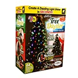 Star Shower Tree Dazzler LED Light Show by BulbHead (16 Light Patterns)