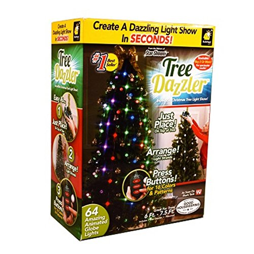 Christmas Led Color Changing Light Show