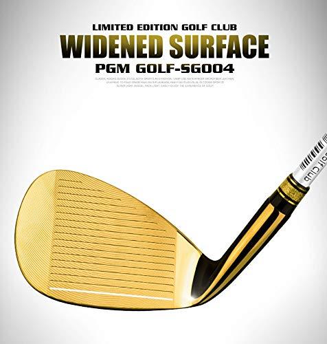 Leaysoo Golf Wedge Acero Inoxidable Palos de Golf Mano ...