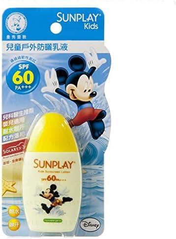 Mentholatum - Sunplay Water Kids Sunscreen Lotion Spf60 Pa+++ 35g