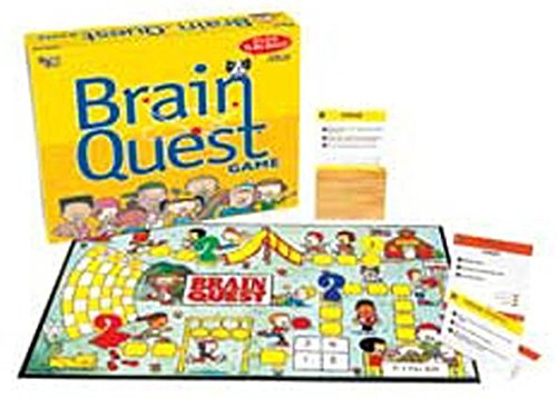 University Games Brain Quest 1-6 Game