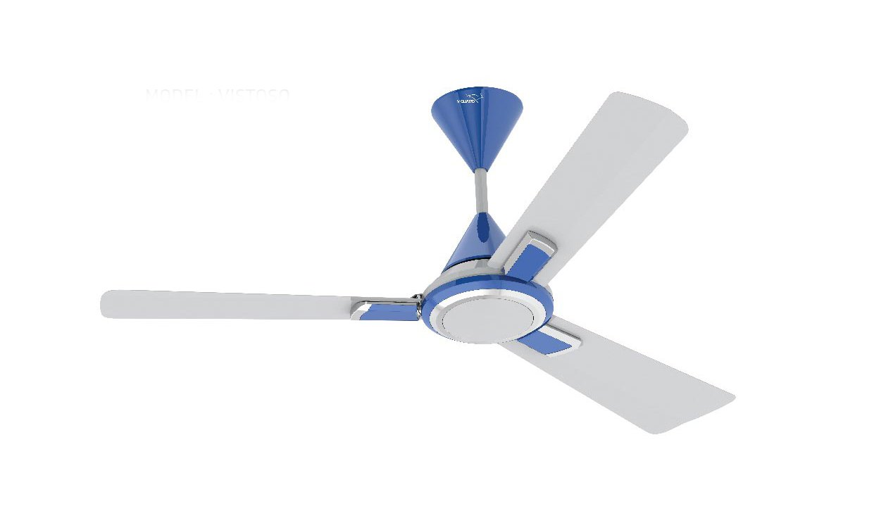 V Guard Tusita 48 1200mm Ceiling Fan Sandal GreyBlue