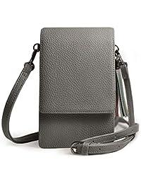 1afc830f4318 Small Crossbody Bag Phone Bag Cell Phone Purse Travel Passport Bag Crossbody  Handbags for Women