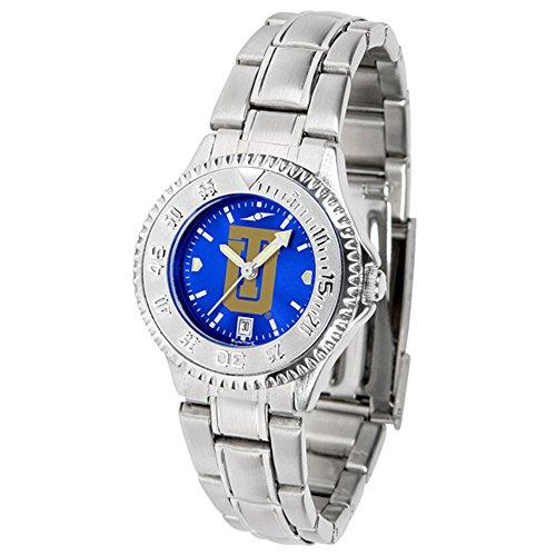 Linkswalker Tulsa Golden Hurricane Ladies' Competitor Steel Anochrome Watch