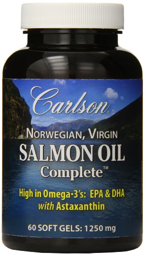 Carlson Labs Salmon Complete Count