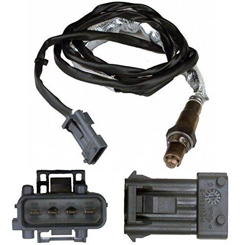 Bosch 16198 Oxygen Sensor, Original Equipment (Volvo)