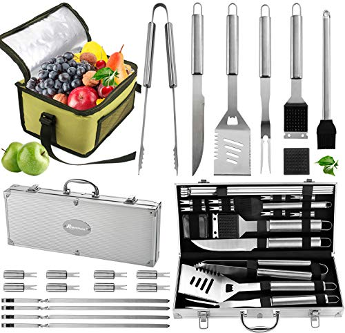 ROMANTICIST 20pc Complete Grill